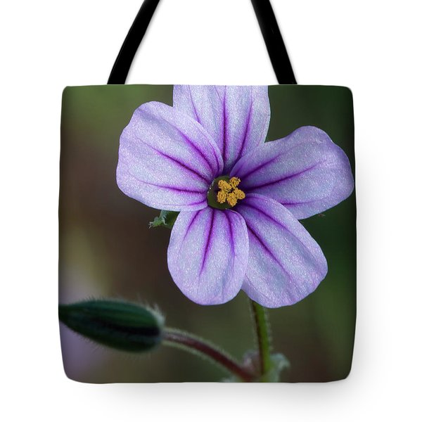 Wilderness Flower 3 Tote Bag