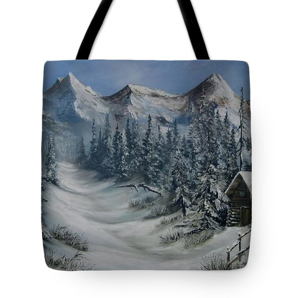 Wilderness Tote Bag