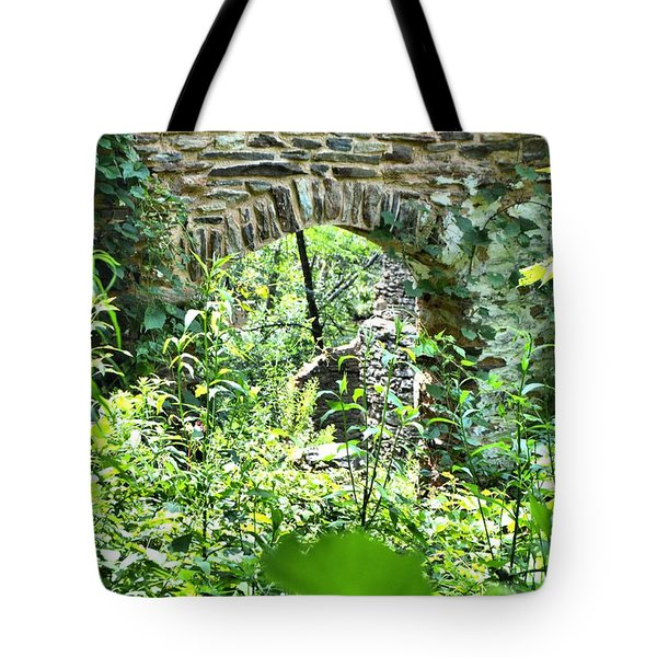 Wilderness Portal Tote Bag