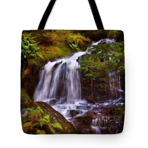 Wilderness. Rest And Be Thankful. Scotland Tote Bag