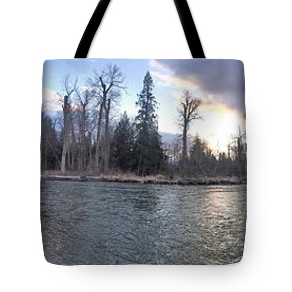 Tote Bag featuring the photograph Wilderness by Victor K