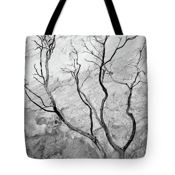 Wildfire Manzanita Tote Bag