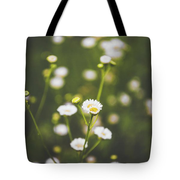 Tote Bag featuring the photograph Wildflower Beauty by Shelby Young