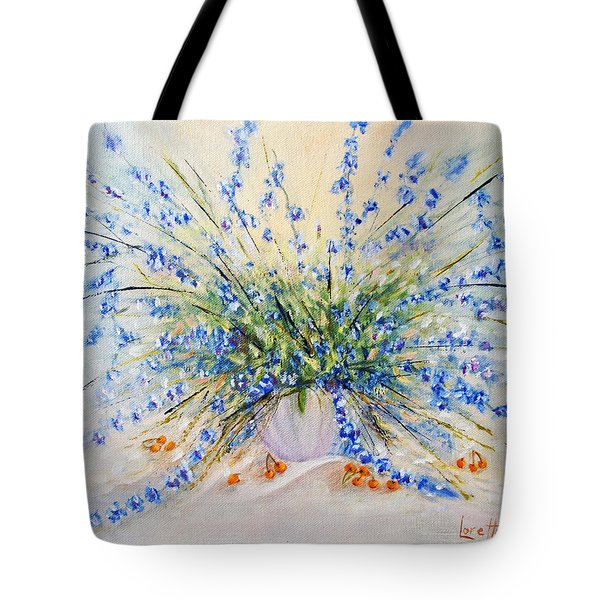 Wildflower Celebration Tote Bag