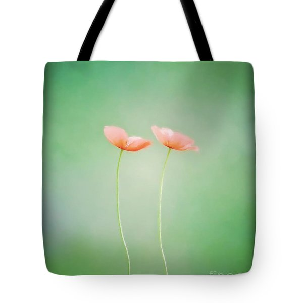 Wildflower Duet Tote Bag
