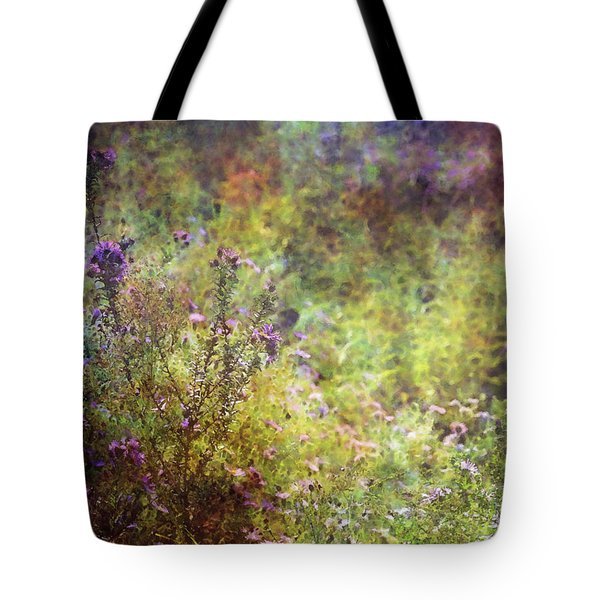 Wildflower Garden Impression 4464 Idp_2 Tote Bag