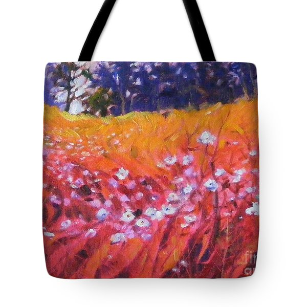 Wildflower I Tote Bag