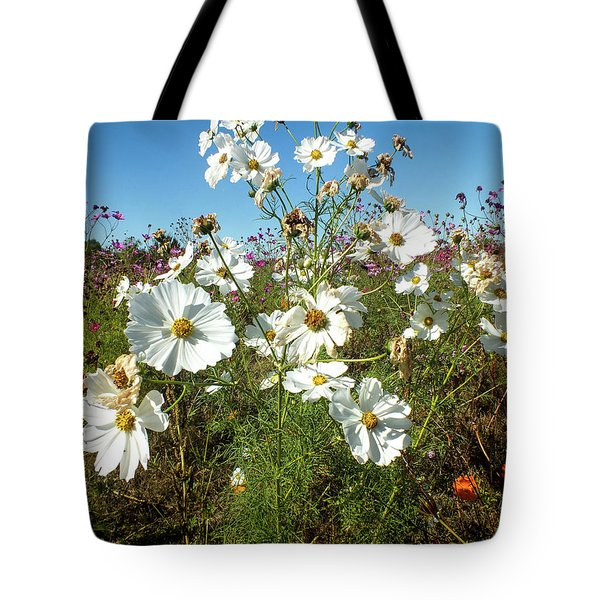 Wildflower Mania Tote Bag