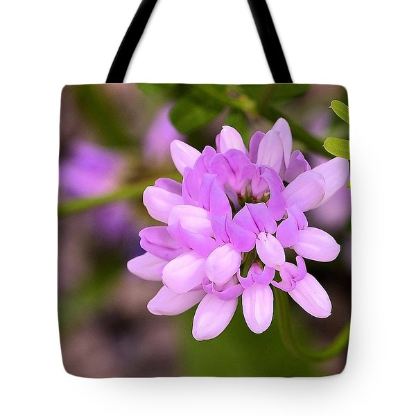 Wildflower Or Weed Tote Bag