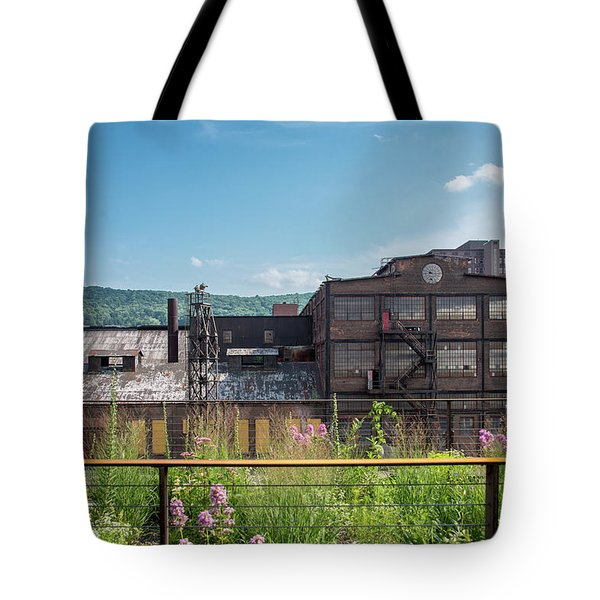 Wildflowers At Bethlehem Tote Bag