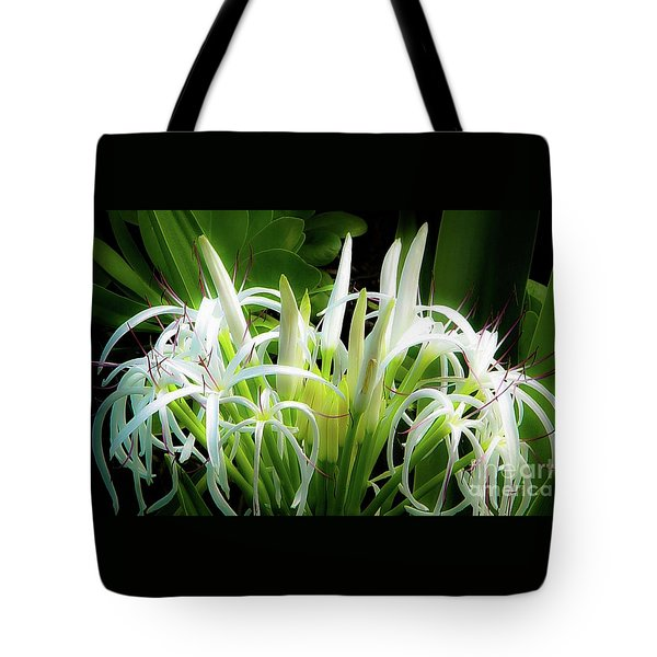 Wildflowers Of Hawaii Tote Bag