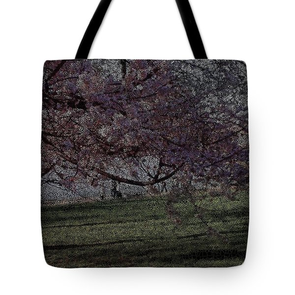 Wildflowers Party Tote Bag
