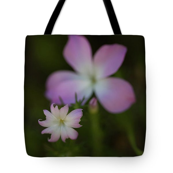 Tote Bag featuring the photograph Wildflowers by Roger Mullenhour