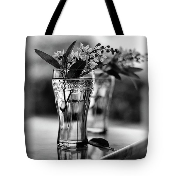 Wildflowers Still Life Tote Bag