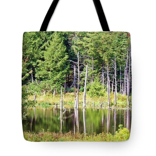 Wildness Tote Bag