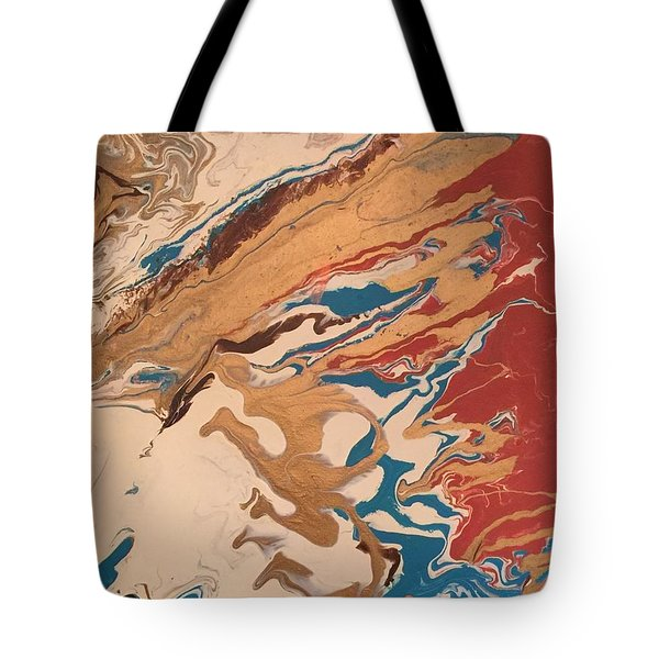 Wildside Tote Bag