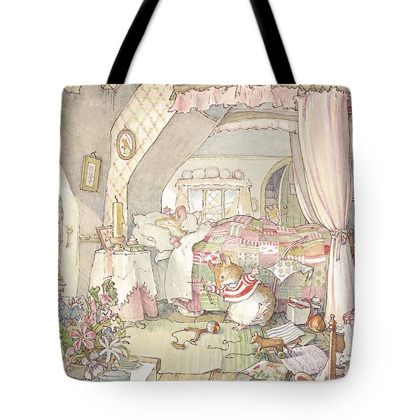 Wilfred's Birthday Morning Tote Bag