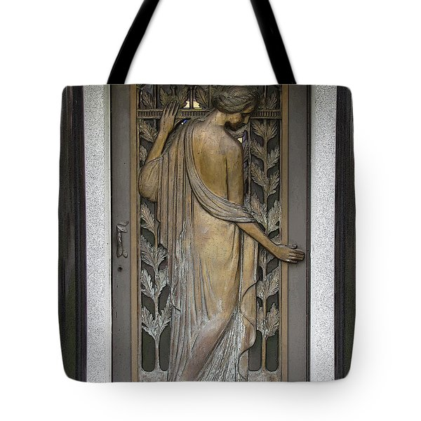 Will My Voice Leave Echoes Tote Bag