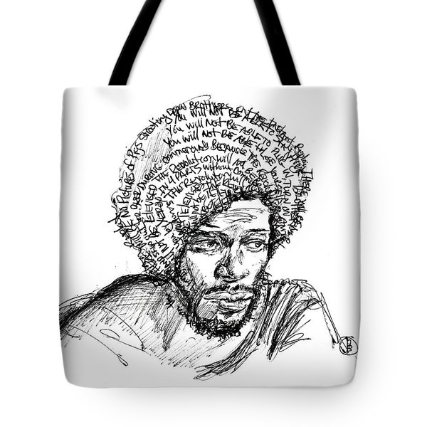 Will Not Be Televised Tote Bag