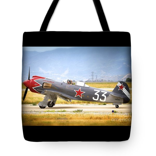 Will Whiteside And Steadfast Tote Bag