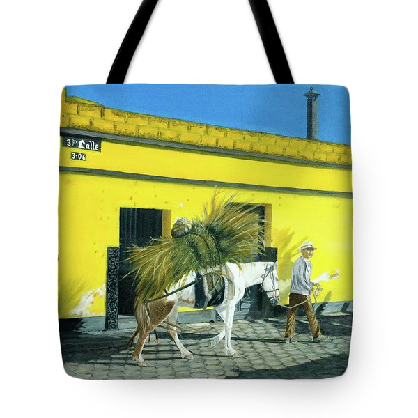 Will Work For Food Tote Bag