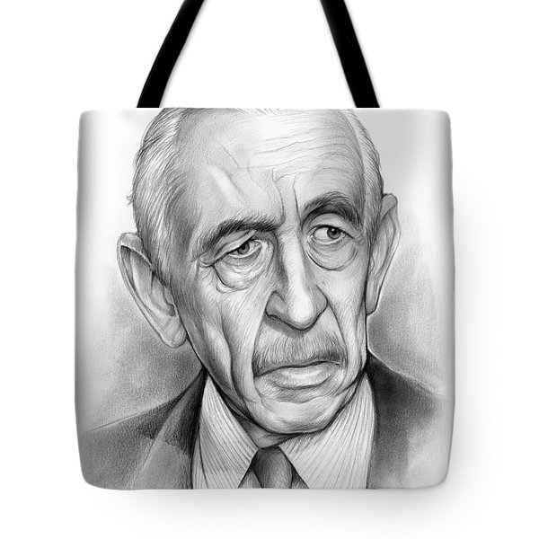 Will Wright Tote Bag