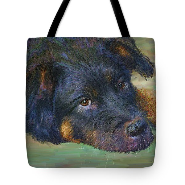 Will You Play With Me? Tote Bag by Angela A Stanton