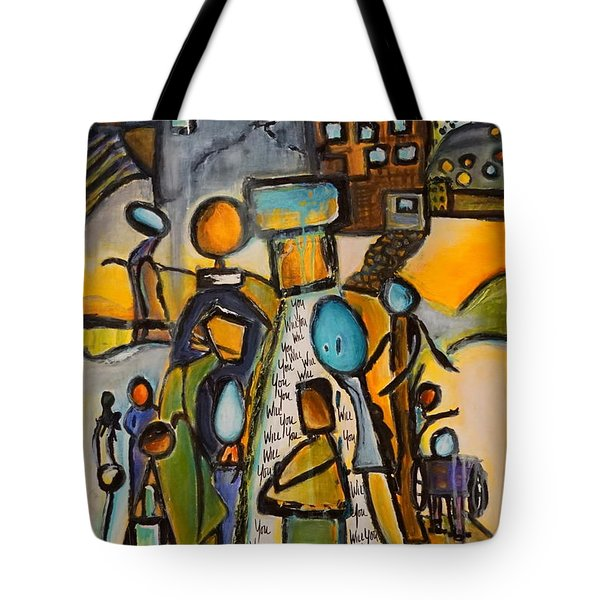 Will You Tote Bag