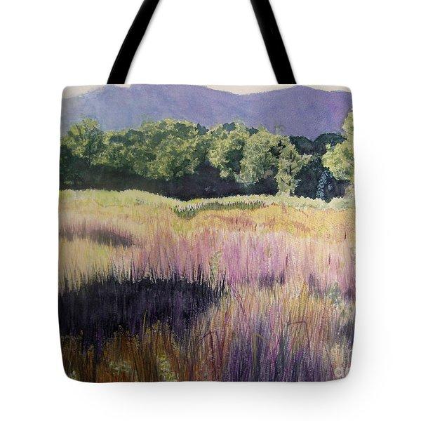 Willamette Meadow Tote Bag