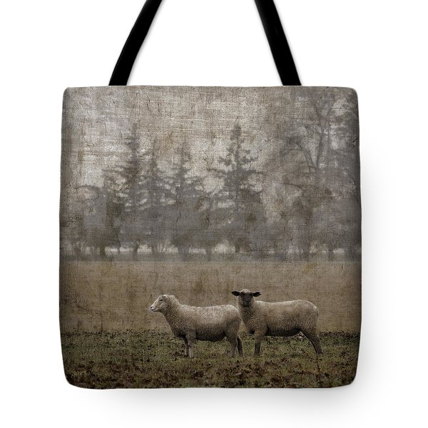 Willamette Valley Oregon Tote Bag