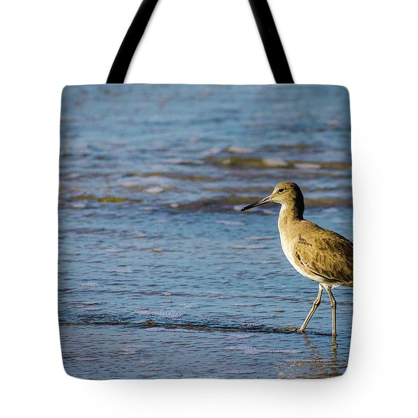 Willet 2 Tote Bag