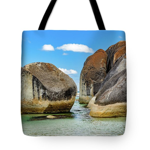 William Bay 2 Tote Bag
