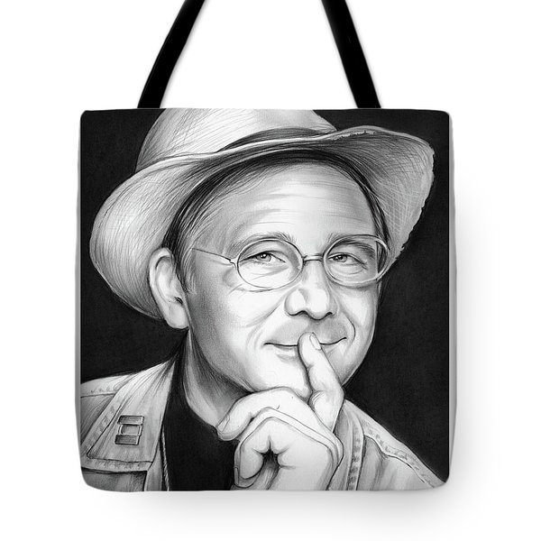 William Christopher Tote Bag