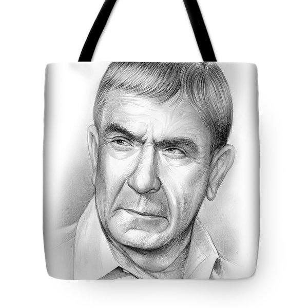 William Demarest Tote Bag