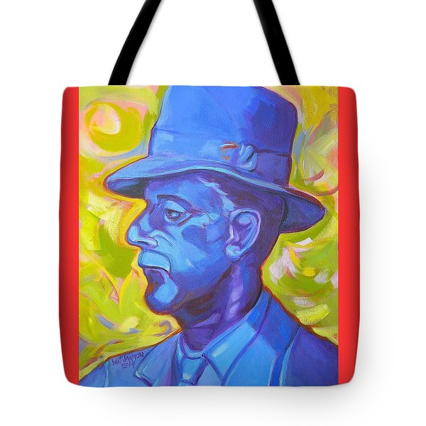 William Faulkner Tote Bag