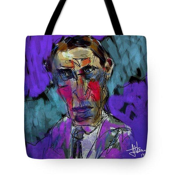 William Munroe Tote Bag by Jim Vance