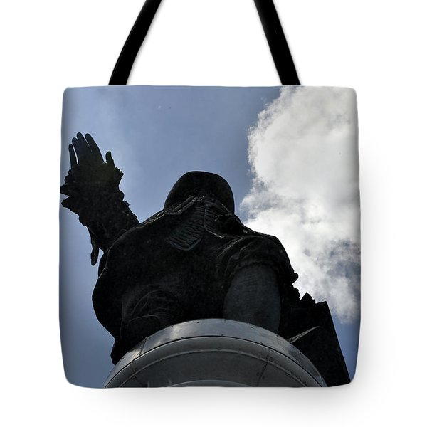 William Penn Tote Bag