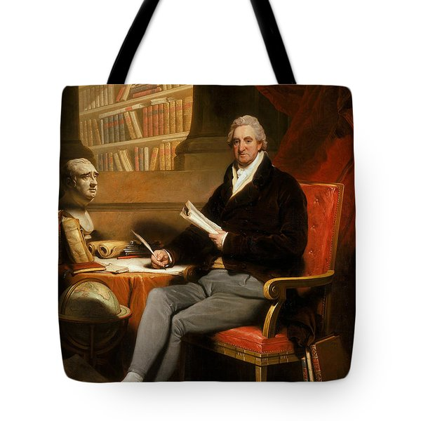 William Roscoe Tote Bag