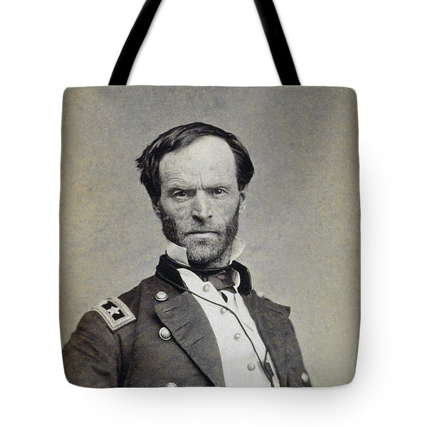 William Tecumseh Sherman Tote Bag by Granger
