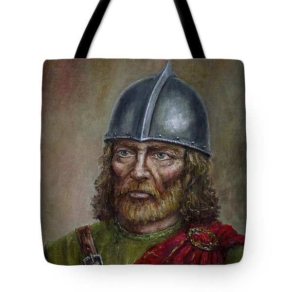 William Wallace Tote Bag by Arturas Slapsys