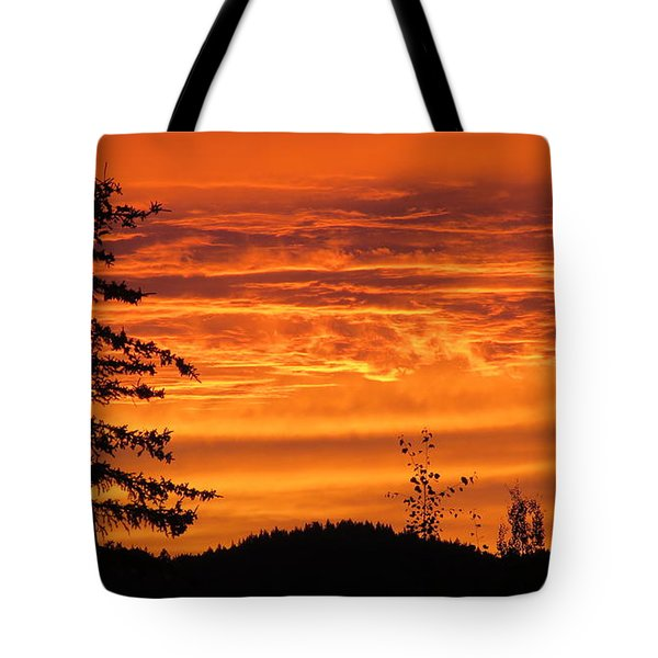 Williams Lake Tote Bag