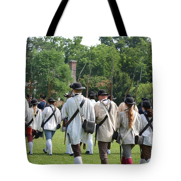 Williamsburg Tote Bag