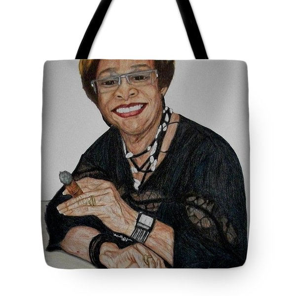 Willie Height Tote Bag