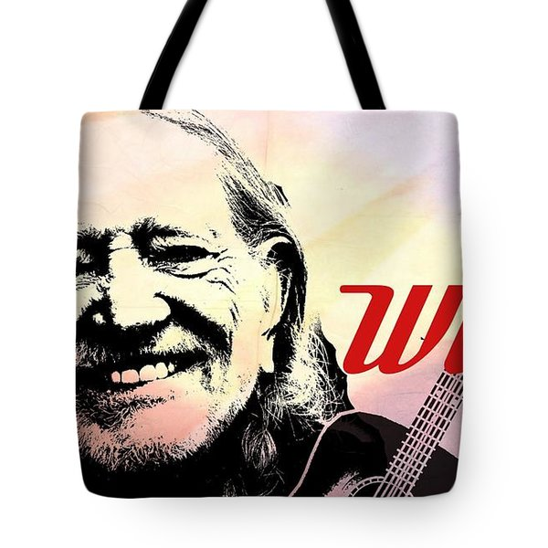 Willie Tote Bag