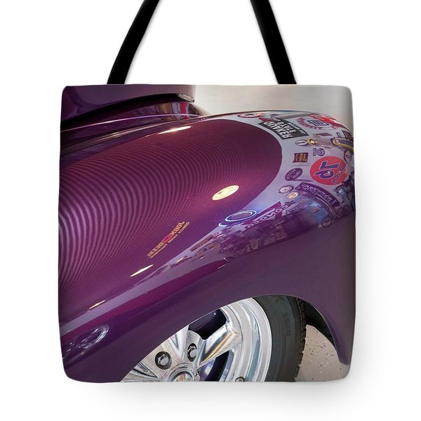 Willy's Fender Tote Bag