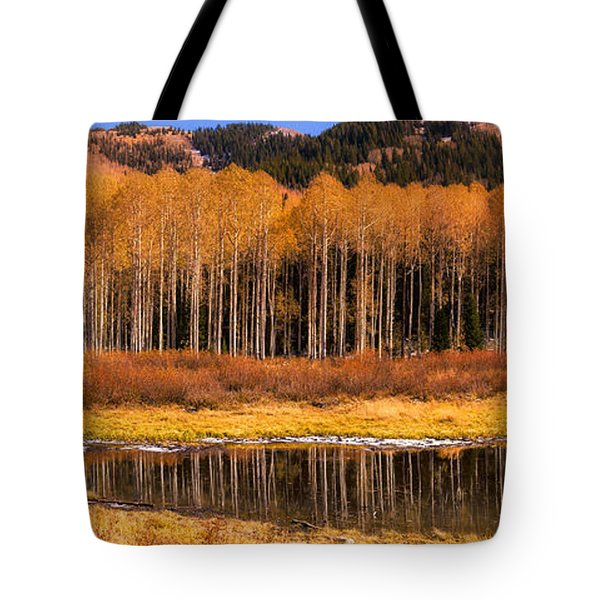 Willow Lake Moose Tote Bag