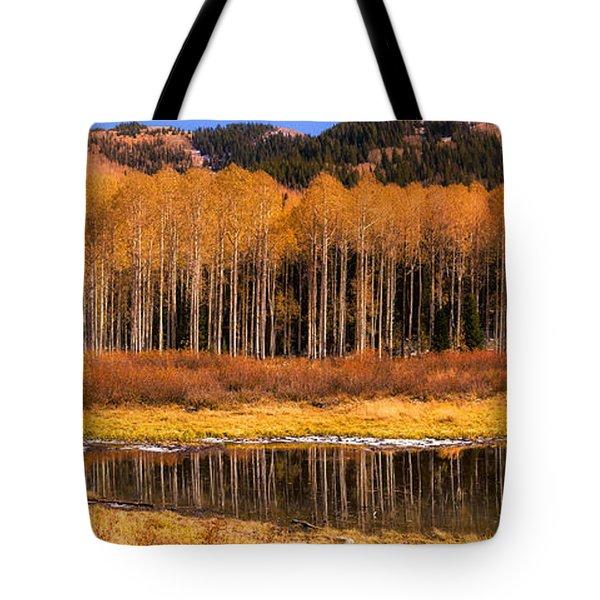 Willow Lake Moose Tote Bag