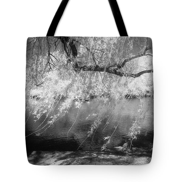 Willow Tree Lake II Tote Bag