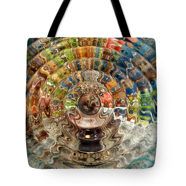 Zenergy  Tote Bag
