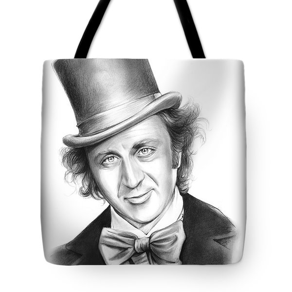 Willy Wonka Tote Bag